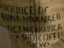 5 lb Rwanda Kanazi Certified ORGANIC - Fair Trade Un-roasted Green Coffee Bean