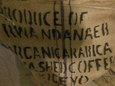 2 lb Rwanda Kanazi Certified ORGANIC - Fair Trade Un-roasted Green Coffee Bean