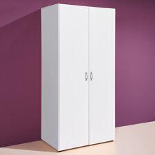 Kleiderschrank Base 2 Schlafzimmer Kinderzimmer Schrank 80cm 2-türig