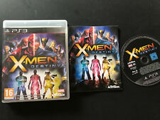 X-Men Destiny XMEN X Men PS3 Play Station 3 PAL ESPAÑOL