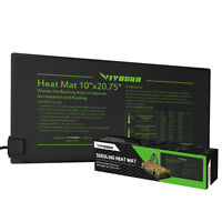 "VIVOSUN 10""x20"" Seedling Heat Mat Seed Starter Pad Clone Germination Propagation"