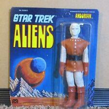 "NEW ~ 1976 Mego Star Trek Aliens ""Andorian"". Still Sealed in Package. Unpunched"