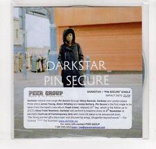 (GM678) Darkstar, Pin Secure - DJ CD