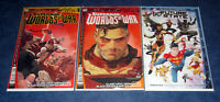 FUTURE STATE SUPERMAN WORLDS of WAR #1 & 2 1st print A set DC COMIC 2021 1st app
