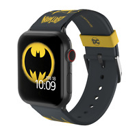MobyFox Batman Apple Watch 38mm, 40mm, 42mm, 44mm Band ST-WNR22DCC2003