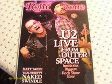 U2 Covers Rolling Stone Magazine October 2009 Miranda Lambert