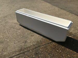 JOCKEY BENCH SEAT MOULDING Boat Rib Inflatable Fibreglass Seating Box Locker Lid