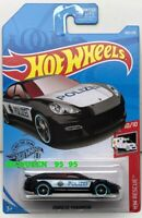 2019 HOT WHEELS PORSCHE PANAMERA HW RESCUE #10/10