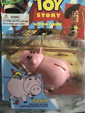 DISNEY THINKWAY TOYS TOY STORY HAMM 1995