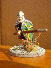 Painted 28mm Gripping Beast Norman lead b