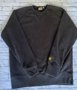 Carhartt black sweatshirt