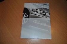 CATALOGUE Chrysler Voyager de 2000 Belgique