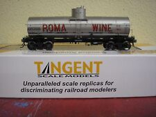 Tangent General American 1917 8,000 Gallon Insulated Tank Car Roma Wine 19120