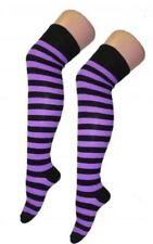 Cotton Blend Animals Knee-High Socks for Women