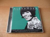Doppel CD Alexandra - Die ultimative Hit-Collection - 40 Songs - 2004