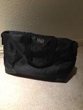Dolce & Gabbana Parfums Black Duffel Bag