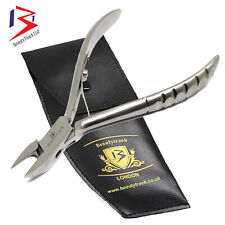 Chiropody Toe Nail Clippers For Thick Nails - Podiatry Heavy Duty Nail Cutters
