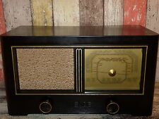 Vintage Original German WORKING Mende MS172-W (172W) Bakelite Radio 1941