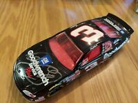 RARE DALE EARNHARDT #3 SIGNED 1999 GOODWRENCH Chevrolet Monte Carlo ACTION 1/24