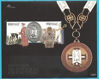 Portugal De 2003 Perfecto Estado Bloque 186 MiNr.2683-2684 - Juristenkongress