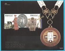 Portogallo da 2003 ** Post freschi blocco 186 MiNr. 2683-2684 - Congresso giuristi!