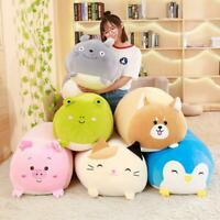 Squishy Chubby Cute Animal Plush Toy Soft Cartoon Pillow Cushion Pink pig Gift