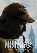 The Complete Illustrated Works of Sherlock Holmes : 123 Year Collectors...