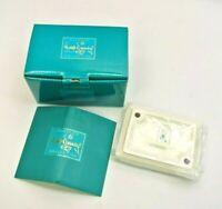 Walt Disney Membership Gift Sculpture Base Stand WDCC COA Box 11K410520