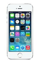 Apple iPhone 5s - 16GB - Silver (Unlocked)