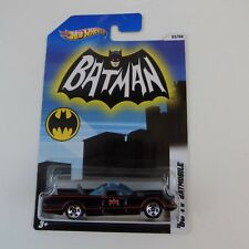 HOT WHEELs Batman from WALMART 2012 HTF exclusive 1966 TV SERIES BATMOBILE
