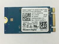 Western Digital PC SN520 nvme SSD SDAPMUW - 256G-1101 256GB M.2 2242 PCIe nvme