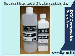 EPOXY RESIN SUPER CLEAR Casting 2:1 750 ml. kit UV (Platinum). Art, Jewellery