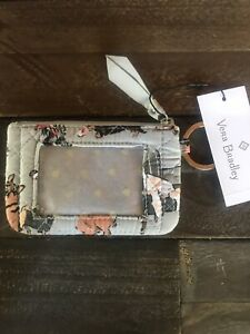 NWT Vera Bradley RFID Zip ID Case Limited Edition Best In Show