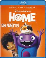 HOME (BLU-RAY / DVD / DIGITAL HD) (BLU-RAY) (BILINGUAL) (BLU-RAY)