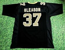 STEVE GLEASON CUSTOM NEW ORLEANS SAINTS JERSEY 2012524a7