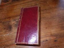 1786.Calendrier cour + almanach royal + étrennes.