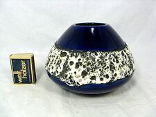 "Beautiful 70´s design Jasba  "" Fat Lava "" Keramik pottery  Vase 75 10"