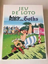 ASTÉRIX Jeu de Loto Chez les Goths collection Editions Atlas Comme Neuf + Kdo