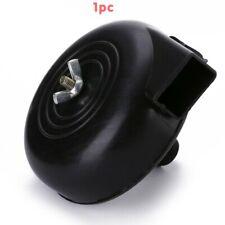 Air Compressor Intake Filter Silencer Black Plastic Housing Canister 16mm Dia HI