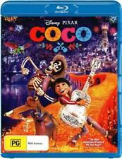 Coco (2017) (Blu-ray/Bonus Disc)  - BLU-RAY - NEW Region B