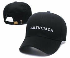 2019 new biack  Balenciaga² embroidery couple hip hop baseball cap