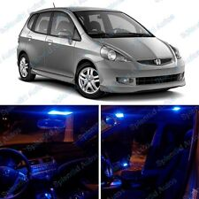 Ultra Blue Interior LED Package For Honda Fit 2007-2008 (4 Pieces) #76