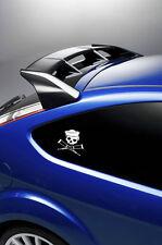 2X JACKASS SAILOR SKULL car/laptop stickers/decals window VINYL SURF