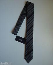 NWT Hugo Boss Black Label Silk Blend Tie 'Tie 6 cm'
