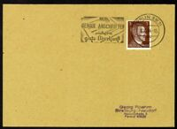 █ Allemagne n° 706 Yv. flamme WW2 BERLIN SW 11 ap Timbre Allemand Mi n° 782 █