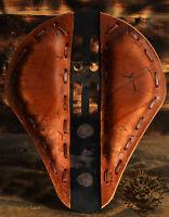 Bobber Solo Sitz Custom Vintage Braun Electro S Custom Chopper Harley Softail