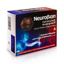 NEUROBION IMMUNE SUPPORT VITAMINS 10 Drinkable Vials - VITAMINAS Y MINERALES