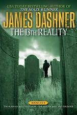 James Dashner The 13th Reality 3/4 Blade of Shattered Hope/Void Mist and Thunder