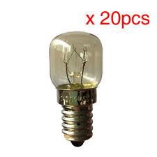 20 x 15W Himalayan salt lamp globe bulb SES E14
