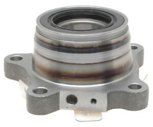 Wheel Bearing and Hub Assembly-R-Line Rear Left Raybestos 712227